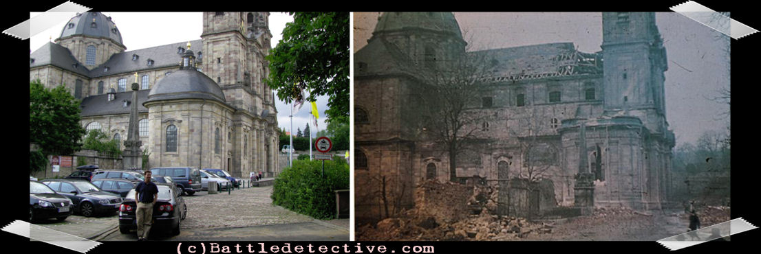 Battledetective Now And Then - Germany map then and now