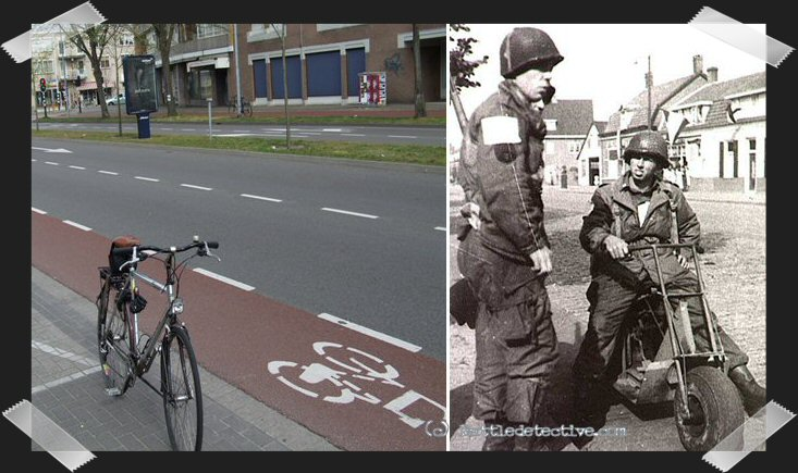 Scooter Américain WW2 Eindhovenclarencehester2